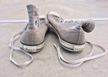przepocone buty
